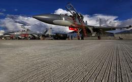 Trung Quốc tăng cường phòng không ở biên giới Ấn Độ