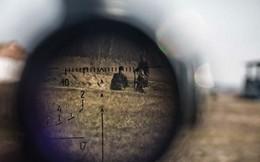 Chiến sự Ukraine: Xạ thủ bắn tỉa Donbass tiêu diệt lính ATO Kiev