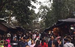Xử lý đò chở khách quá tải và sai phạm ở chùa Hương