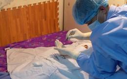 Chuẩn bị chọn bệnh nhân nhận giác mạc của bé gái 7 tuổi