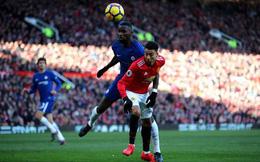 Man United 2-1 Chelsea: Lukaku lập chiến công kép