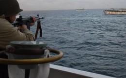 Cảnh sát Argentina nổ súng vào tàu cá Trung Quốc