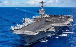 Chiến hạm Mỹ Carl Vinson dự kiến cập cảng Đà Nẵng vài ngày tới