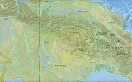Xảy ra 2 trận động đất mạnh tại Papua New Guinea và Nhật Bản