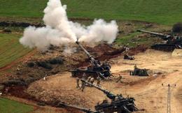 Quân Thổ Nhĩ Kỳ chiếm được hầu hết phần biên giới phía tây bắc Syria