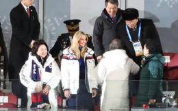 """Hình ảnh """"ái nữ"""" Tổng thống Trump ngồi sát Tướng tình báo Triều Tiên"""