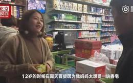 Cắn rứt lương tâm suốt 20 năm vì ăn cắp xà phòng trong siêu thị, cô gái quyết định làm một việc lay động lòng người