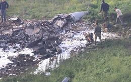 """Tiêm kích F-16 """"thần thánh"""" của Israel bị phòng không Syria bắn rơi: Đã rõ nguyên nhân?"""