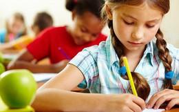 Sớm lướt smartphone, trẻ mất khả năng viết