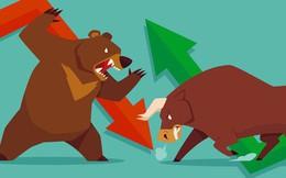 VnIndex tăng mạnh nhờ nhóm Bluechips, khối ngoại tiếp tục bán ròng hơn 170 tỷ trong phiên đầu tuần