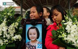 Bác sĩ kể về cuộc chiến chống ung thư của bé gái 7 tuổi hiến giác mạc