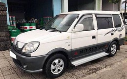 Chuyên sử dụng ô tô Mitsubishi Jolie làm phương tiện trộm cắp
