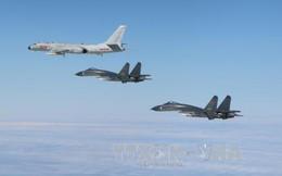 Hàn Quốc cáo buộc máy bay Trung Quốc xâm phạm vùng nhận dạng phòng không