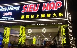 """Vụ hóa đơn toàn chữ Trung Quốc ở Đà Nẵng: """"Tính nhầm"""" gần 1 triệu đồng, bán rượu lậu"""