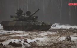 T-80 - Chiến binh mùa đông hoàn hảo