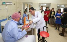 200 triệu đồng giúp đỡ bệnh nhân ung thư dịp đầu xuân