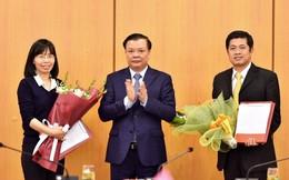 Nhân sự mới cấp cao tại Bộ Tài chính