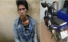 Trinh sát truy hai kẻ cướp giật ở quận 1 lúc rạng sáng