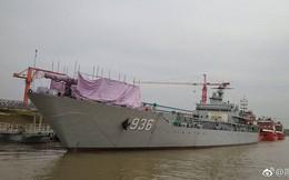 Dằn mặt hải quân Mỹ, Trung Quốc thử pháo điện từ trên biển