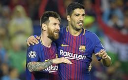 Messi - Suarez là cặp đôi thế kỷ