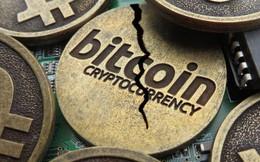 24 giờ đẫm máu, Bitcoin thủng đáy 7.700 USD, hơn 100 tỷ USD bị thổi bay khỏi thị trường tiền số