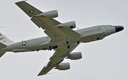 2 máy bay do thám Mỹ bị phát hiện tiến gần Kaliningrad