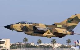 Pha cứu hộ ngoạn mục 2 phi công Arab Saudi trên vùng đất của phiến quân Houthi
