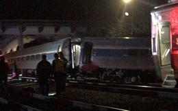 Tai nạn tàu hỏa ở Mỹ khiến 2 người chết và 70 người bị thương