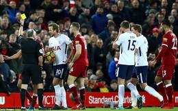Vòng 26 Premier League: Liverpool 2-2 Tottenham