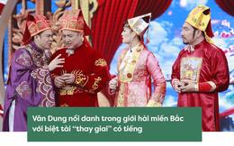 [Video] NSND Tự Long: Vân Dung thay giai có tiếng!