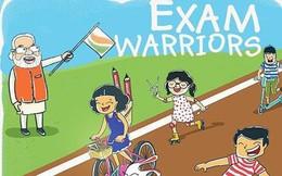 Thủ tướng Ấn Độ xuất bản sách giúp học sinh giải quyết áp lực thi cử