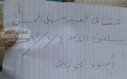 Các gián điệp SAA khoe chiến tích xâm nhập được căn cứ then chốt của HTS ở Idlib