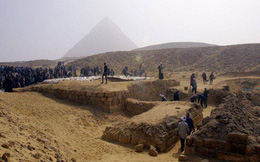 Phát hiện lăng mộ 4.400 năm tuổi, hé lộ nhân vật quan trọng trong lịch sử Ai Cập cổ đại