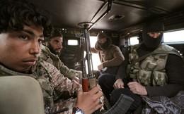 Cận cảnh hoạt động của lực lượng Thổ Nhĩ Kỳ ở Syria