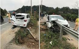 Hiện trường vụ tai nạn khiến dân mạng không khỏi xôn xao, bàn tán