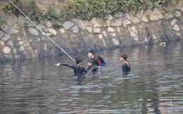 Bị truy đuổi, thanh niên khoảng 20 tuổi nhảy xuống kênh Tàu Hủ mất tích