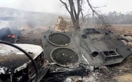 Lộ clip xe tăng Thổ Nhĩ Kỳ bị bắn tan xác, Ankara truy tìm nước cấp vũ khí cho người Kurd