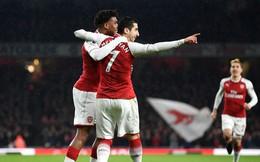 Với Aubameyang và Mkhitaryan, Arsenal sẵn sàng tạo nên cú sốc trước phần còn lại