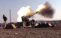 """""""Lữ đoàn thép"""" Syria đột phá tuyến lửa Aleppo, đoạt hàng trăm cứ địa phiến quân"""