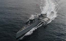 """Hải quân Mỹ tiếp nhận """"thợ săn biển cả"""""""