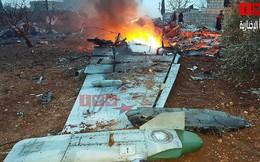 Phát hiện mới và 3 dự đoán về tên lửa bắn hạ Su-25 Nga tại Syria
