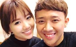 Hari Won gửi lời ngọt ngào nhân dịp sinh nhật Trấn Thành