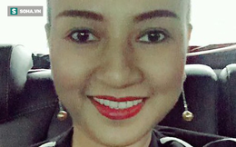 Người phụ nữ ung thư có nụ cười sáng bừng sức sống: Bí quyết không run sợ, không kiệt sức