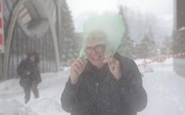 Tận mắt chứng kiến những hình ảnh khắc nghiệt từ trận tuyết rơi kỷ lục tại Moscow