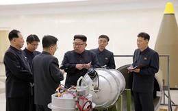 Triều Tiên: Xuất hiện động đất ngay gần bãi thử hạt nhân nổi tiếng
