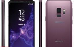 Galaxy S9/S9+ xuất đầu lộ diện với phiên bản màu 'tím tử đinh hương' tuyệt đẹp