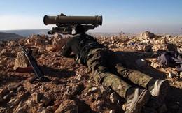 Dân quân Kurd phục kích bắn tan xác xe phiến quân Thổ Nhĩ Kỳ chống lưng