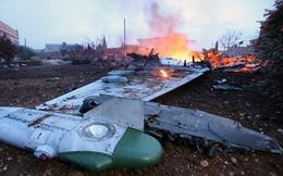Rò rỉ tình tiết bất ngờ vụ Su-25 Nga bị bắn rơi ở Syria