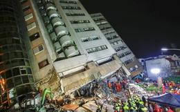 Đài Loan từ chối đề nghị giúp cứu hộ động đất của Trung Quốc