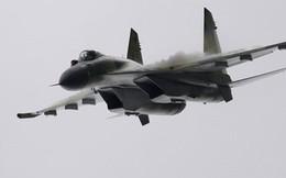 """Trung Quốc lần đầu phô trương Su-35 trên Biển Đông, đáp trả Mỹ """"gây hấn"""""""
